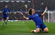 David Luiz thể hiện ra sao vs AS Roma?