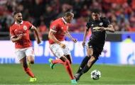 MU vượt ải Benfica: Rashford trên con đường Ronaldo