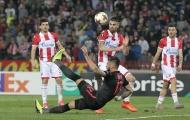Highlights: FK Crvena Zvezda 0-1 Arsenal (Bảng H Europa League)
