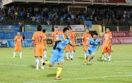 Vòng 22 V-League: Xứ Quảng Đà vấp ngã, HAGL tìm thấy tia sáng