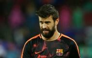 Valverde quyết định cho Pique nghỉ ngơi