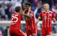 Gặp khủng hoảng, Bayern vẫn đạt doanh thu kỉ lục