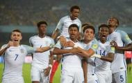 Lội ngược dòng không tưởng, đội trẻ Anh tiếp tục thống trị thế giới