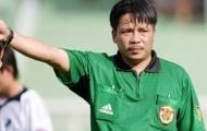 Còi vàng Dương Mạnh Hùng: 'Trọng tài thiếu bản lĩnh khi 'bẻ còi' sân Long An'