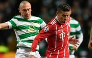 Không tiền đạo, Bayern trầy trật vượt ải Celtic