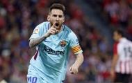 Messi ghi bàn nhiều gấp đôi hàng công Real