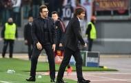 Mỗi trận một 'hung thần', Conte đến nản với các tiền đạo Roma