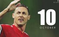 Nemanja Matic thể hiện ra sao trong tháng 10?