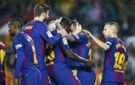Cái tên không ngờ lập cú đúp, Barcelona nhọc nhằn đánh bại Sevilla
