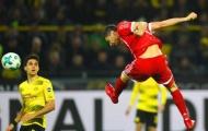 Highlights: Dortmund 1-3 Bayern Munich (Vòng 11 Bundesliga)
