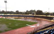 Tiếp tục hoãn trận đấu giữa Quảng Nam và Than Quảng Ninh
