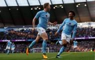 Chấm điểm Man City: De Bruyne là cầu thủ lớn! Đừng nghi ngờ