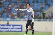 Thủ môn Nguyên Mạnh: 'Tôi rất nhớ và khao khát cống hiến cho đội tuyển'