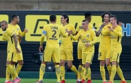 Sau vòng 12 Ligue 1: Những thắng lợi 5 sao hoàn hảo