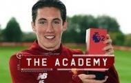 Harry Wilson, người đội trưởng trẻ tài năng của Liverpool