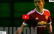 Ethan Hamilton - tài năng trẻ sáng giá của Man Utd