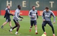 Blog Juan Mata: Bước qua thất bại