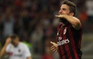 Cựu sao Liverpool được vinh danh ở AC Milan