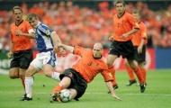 Jaap Stam - Trung vệ 'hộ pháp' một thời của bóng đá Hà Lan