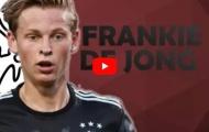 Tài năng đặc biệt của Frenkie de Jong - Ajax