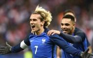 Griezmann và Giroud nổ súng, Pháp dễ dàng hạ nhục Xứ Wales