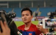 Tiền vệ Đinh Thanh Trung: Đặt niềm tin vào Xuân Trường là hoàn toàn chính xác