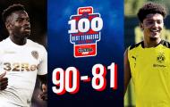 Top 100 cầu thủ trẻ xuất sắc nhất năm 2017 (Phần 2): Vụ đánh cắp thế kỷ