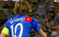 Màn trình diễn ấn tượng của Luka Modric vs Hy Lạp