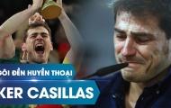 Ngôi đền huyền thoại   Iker Casillas