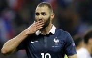 Những bàn thắng của Karim Benzema ghi cho tuyển Pháp trước đây