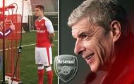 NÓNG: Chi 30 triệu bảng, Wenger có được người thay thế Xhaka