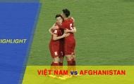 Đội tuyển Việt Nam 0-0 Đội tuyển Afghanistan (Vòng loại Asian Cup 2019)