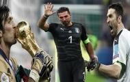 Gianluigi Buffon   20 năm, 1 tượng đài...