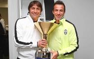 'Hoàng đế' Del Piero muốn Conte quay lại cứu Italia
