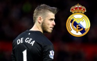 Lý do Real Madrid thèm khát David De Gea