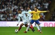 TỔNG HỢP: Đức-Pháp níu chân phút chót, Anh-Brazil bất phân thắng bại