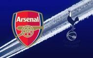 Arsenal di chuyển ít hơn Tottenham gần một nửa trước trận derby