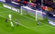 Lionel Messi và cú hat-trick đầu tiên vào lưới Real Madrid