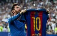 Lộ điều khoản trong hợp đồng đã ký của Messi với Barcelona