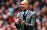 Pep Guardiola sắp được Man City tưởng thưởng