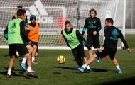 Real Madrid đón dàn sao khủng trở lại tập luyện