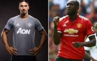 Mourinho tự tin kết hợp song sát Lukaku - Ibrahimovic