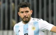 Tin vui cho Man City, Aguero sẵn sàng xuất trận