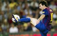 10 pha kiến tạo 1 chạm đẳng cấp của Lionel Messi