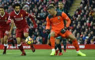 Lại ghi bàn, Salah trở thành tân binh đáng sợ nhất lịch sử Liverpool