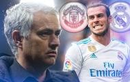 Mặc Bale chấn thương, MU tung cú đấm quyết liệt