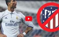 Những lần hủy diệt Atletico Madrid của Cristiano Ronaldo