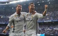 Zidane LÊN TIẾNG về mâu thuẫn giữa Ronaldo và Ramos