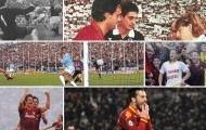 AS Roma 'gầm thét' với 10 chiến thắng derby vang dội