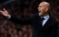 Đối thoại Zidane: 'Làm gì có chuyện Barca thắng hoài được'